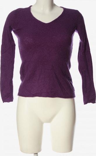 ESPRIT Cashmerepullover in S in lila, Produktansicht