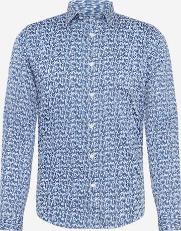 Lindbergh Hemd in Blau