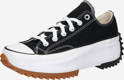 CONVERSE Platform trainers in Black / White, Item view