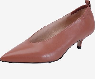 Ekonika Pumps in de kleur Bruin, Productweergave