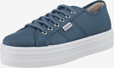 VICTORIA Sneaker 'Barcelona' in taubenblau, Produktansicht