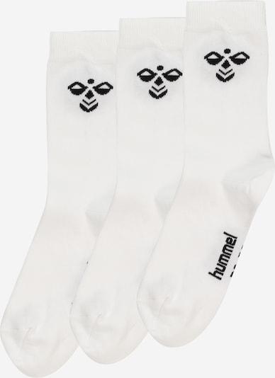 Hummel Socken 'SUTTON' in schwarz / weiß, Produktansicht