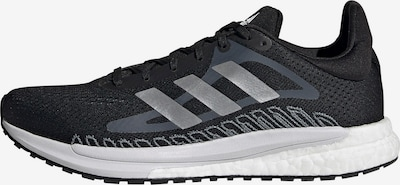 ADIDAS PERFORMANCE Running shoe 'Solar Glide 3' in Black / Silver, Item view