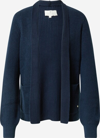 LIEBLINGSSTÜCK Strickjacke 'Kairi' in dunkelblau, Produktansicht