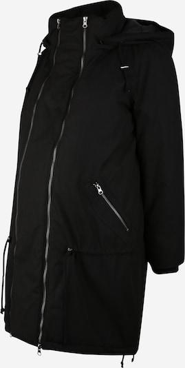 MAMALICIOUS Pitkä talvitakki 'Tikka Maddy' värissä musta, Tuotenäkymä