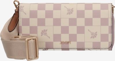 JOOP! Clutch 'Leyli' in beige / rosé, Produktansicht