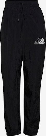 ADIDAS PERFORMANCE Športne hlače | črna / bela barva, Prikaz izdelka