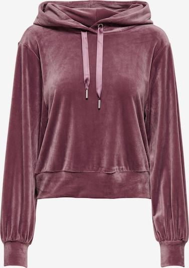 Bluză de molton 'LAYA' ONLY pe roz eozină, Vizualizare produs