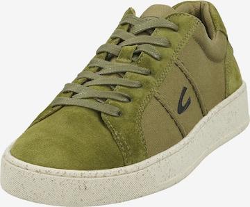 CAMEL ACTIVE Sneaker in Grün