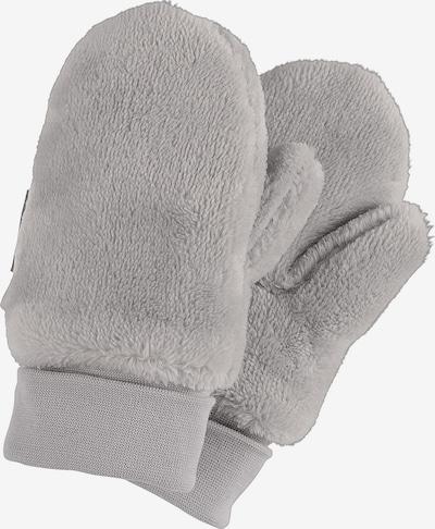 STERNTALER Fausthandschuhe in hellgrau, Produktansicht