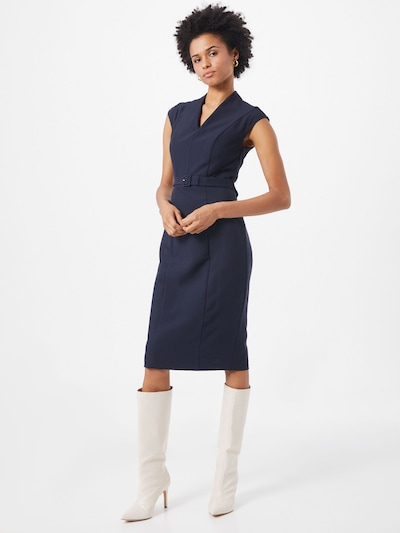 Dorothy Perkins Kleid in navy, Modelansicht