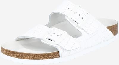 BIRKENSTOCK Pistokkaat 'Arizona' värissä valkoinen, Tuotenäkymä