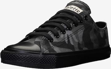 Ethletic Sneaker in Schwarz