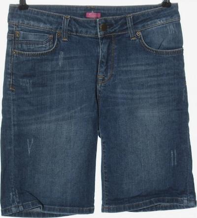 Suzanna Jeansshorts in S in blau, Produktansicht