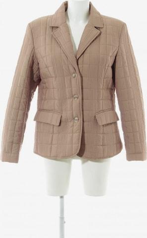 Basic Line Jacket & Coat in L in Beige