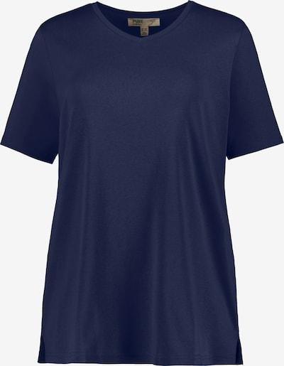 Ulla Popken Camiseta en navy, Vista del producto