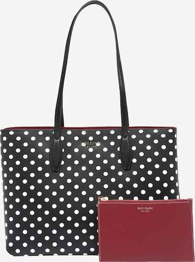Kate Spade Shopper in Black / White, Item view