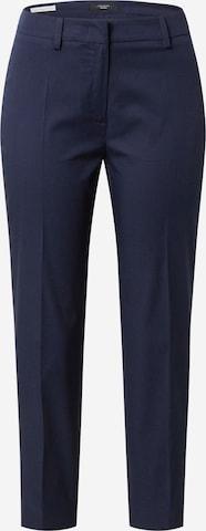 Weekend Max Mara Spodnie 'FARAONE' w kolorze niebieski
