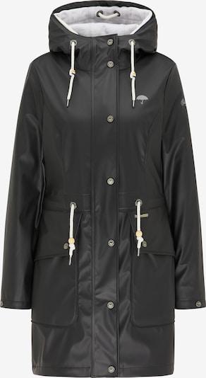 Schmuddelwedda Mantel in schwarz, Produktansicht