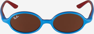 Ray-Ban Lunettes de soleil '0RJ9145S' en bleu / marron, Vue avec produit