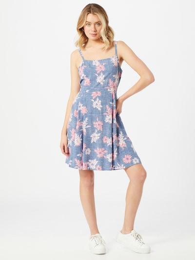 GAP Kleid in blau / pink / weiß, Modelansicht