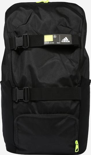 Rucsac sport ADIDAS PERFORMANCE pe galben neon / negru, Vizualizare produs