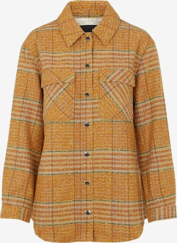 Y.A.S Between-Season Jacket 'Irima' in Orange