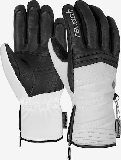 REUSCH Fingerhandschuhe 'Amelie R-TEX® XT' in schwarz / weiß, Produktansicht