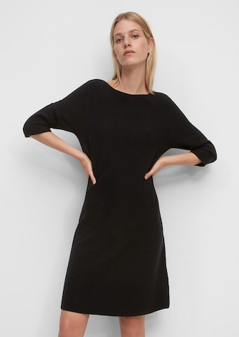 Marc O'Polo Knitted dress in Black