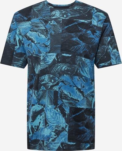 tengerészkék / éjkék / világoskék Only & Sons Póló 'VERNON', Termék nézet
