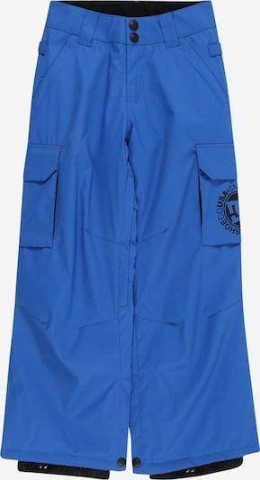 DC Shoes Sport-Hose 'BANSHEE' in blau, Produktansicht