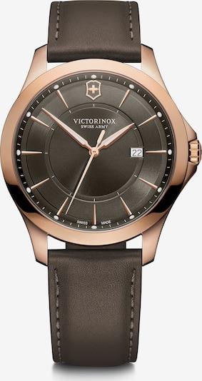 VICTORINOX Analoog horloge in de kleur Bruin / Goud, Productweergave