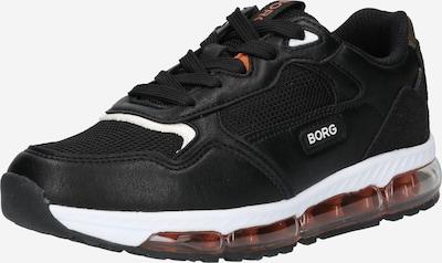 BJÖRN BORG Sneaker 'X500 DCA K' in schwarz / weiß, Produktansicht