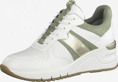 TAMARIS Tenisky - zlatá / zelená / bílá, Produkt