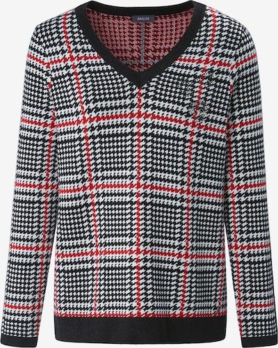 Basler Pullover in rot, Produktansicht