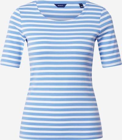 GANT Shirt in blau / weiß, Produktansicht