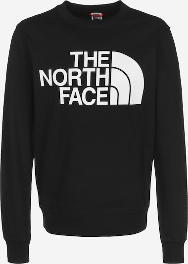 THE NORTH FACE Sweatshirt 'Standard' i svart / vit, Produktvy