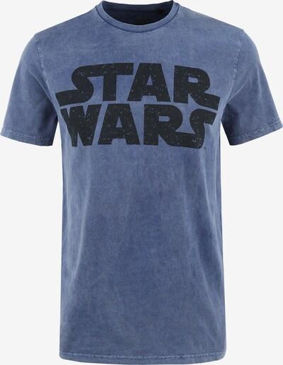 Recovered Shirt in taubenblau, Produktansicht