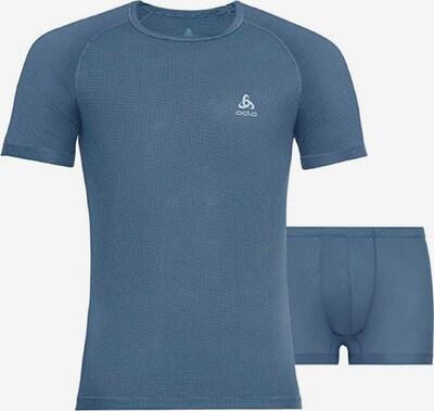 ODLO Unterwäsche-Set 'CUBIC Intersport' in dunkelblau, Produktansicht