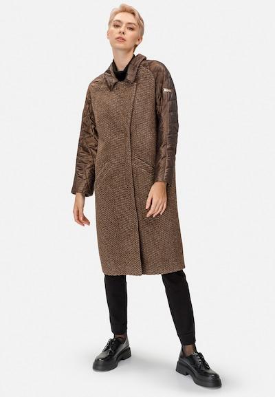 HELMIDGE Winter Coat in Brown, View model