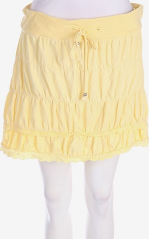 TOM TAILOR DENIM Skirt in L in Yellow