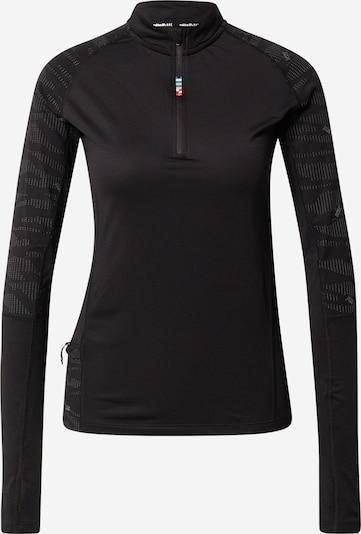 Rukka T-shirt fonctionnel 'MELLI' en noir / blanc, Vue avec produit