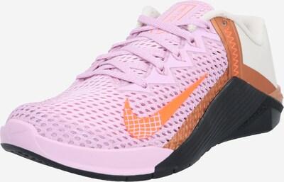 Pantofi sport 'METCON 6' NIKE pe portocaliu închis / roz / negru / alb, Vizualizare produs