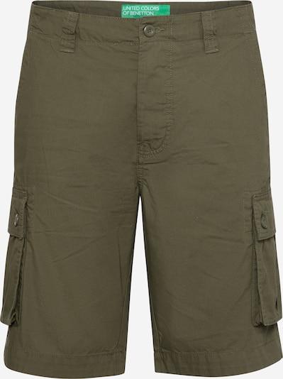 UNITED COLORS OF BENETTON Shorts in khaki, Produktansicht
