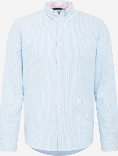 TOM TAILOR Koszula w kolorze jasnoniebieski / białym, Podgląd produktu