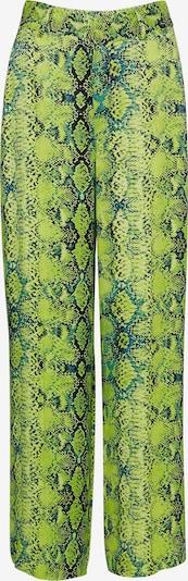 ZOE KARSSEN Broek 'Odessa' in de kleur Groen / Zwart, Productweergave