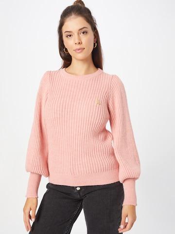 Fabienne Chapot Sweater 'Marianne' in Pink