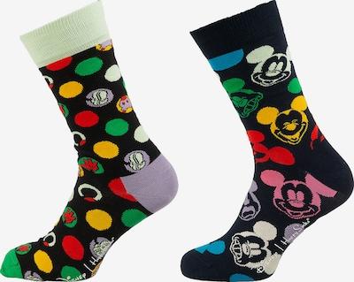 Kojinės 'Disney' iš Happy Socks , spalva - nakties mėlyna / mišrios spalvos, Prekių apžvalga