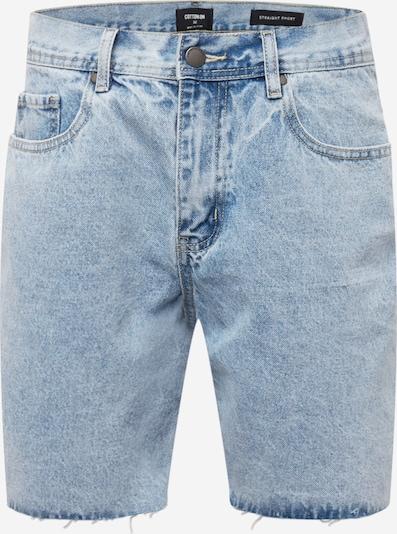 Jeans Cotton On pe albastru denim, Vizualizare produs