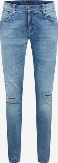Nudie Jeans Co Jean 'Terry' en bleu denim, Vue avec produit